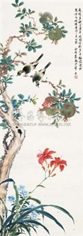 花鸟 by xu qiyu