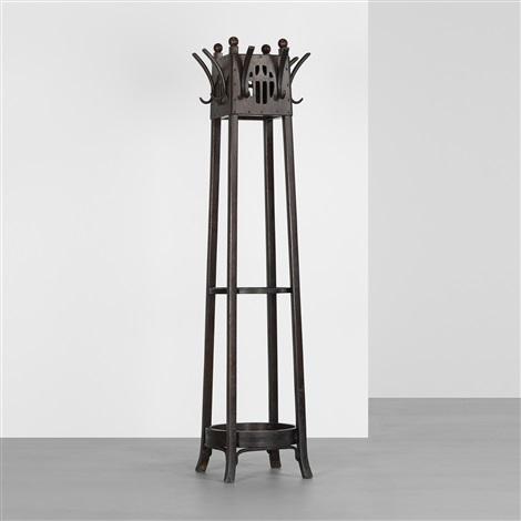 coat rack by josef hoffmann