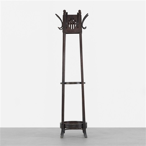 coat rack by josef hoffmann