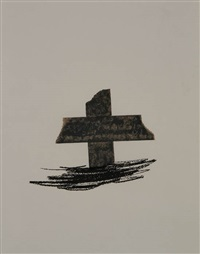 untitled: two works by antoni tàpies