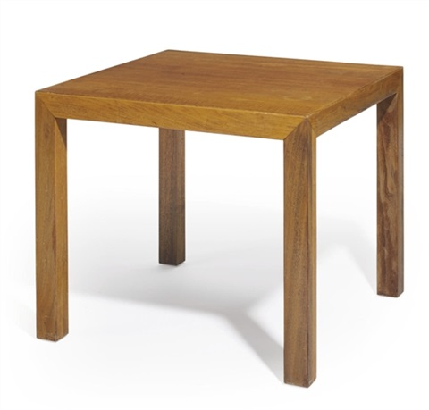 side table by philip cortelyou johnson
