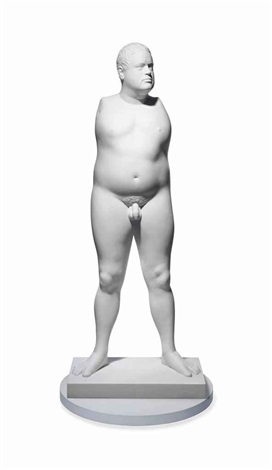 tom yendell by marc quinn