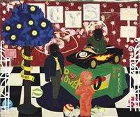 the lost boys by kerry james marshall