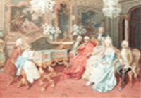 gentle gossip by cleto luzzi