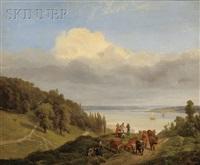 le retour du troupeau by robert léopold leprince