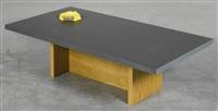 table with ashtray by richard hamilton