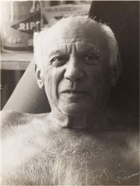 picasso by edward quinn