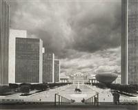 new york state capitol, albany, ny by ezra stoller