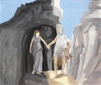 orpheus and eurydice by barbara warren