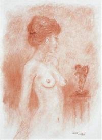 cupidon by daniel garnier-geoffroy