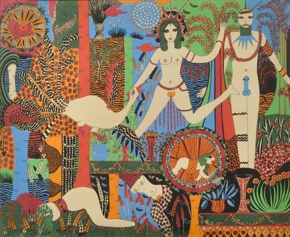 O. T. (garten Eden) By Dorothy Iannone