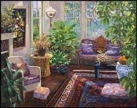 interior scene by jose trinidad