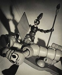 untitled (toys) by hannes beckmann