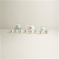 tea set by gio ponti