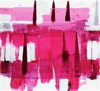 variations of pink by astrid sylwan