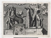 opus praxitelis opus fidiae by antonio lafreri