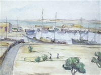 le port de pêche à sfax by natacha markov