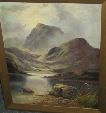 highland landscape another pair by campbell
