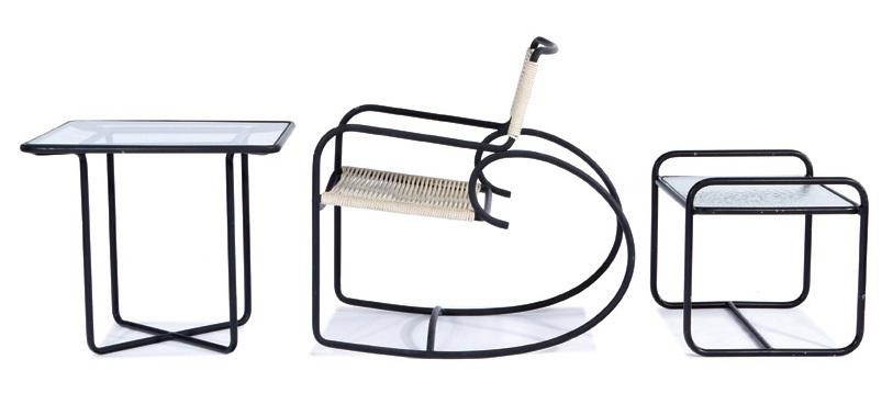 Brilliant Rocking Chair Square Table End Table 3 Model Nos C 5701 Inzonedesignstudio Interior Chair Design Inzonedesignstudiocom