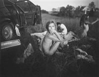 luncheon in the grass by sally mann