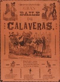 gran baile de calaveras by josé guadalupe posada
