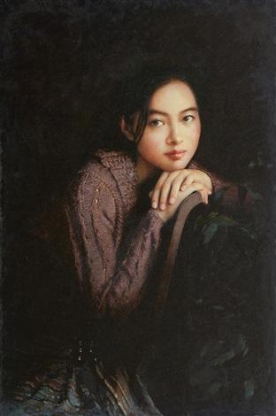 肖像 by qin xufeng