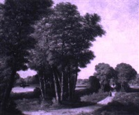 landschaftsansichten by f. buisson