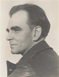portrait of noel sullivan by margrethe mather