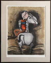 boy on horse by graciela rodo boulanger