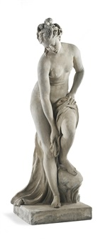 bathing venus by christophe gabriel allegrain
