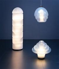lampada da terra by carlo nason