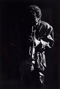 miles davies by roxanne lowit