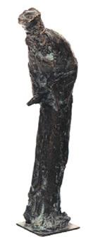 betender athosmönch by gregor kruk