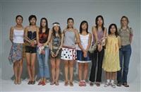 incident 2002: young girls (no. 2) by liu jin