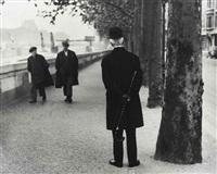 quai d'orsay, 1926 by andré kertész