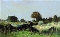 le ruisseau by paul louis martin des amoignes
