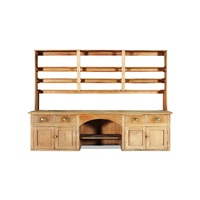 deal kitchen dresser by charles rennie mackintosh