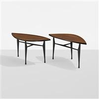 occasional tables (pair) by yngve ekstrom