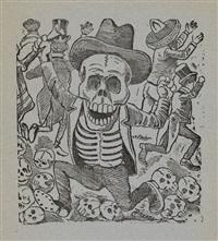 36 grabados (36 works) by josé guadalupe posada