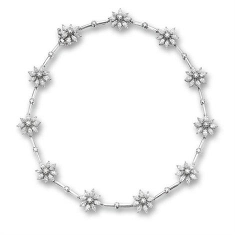 daisy necklace by asprey garrard
