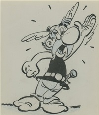 asterix by marcel uderzo