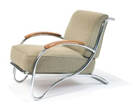 lounge chair by k.e.m. weber