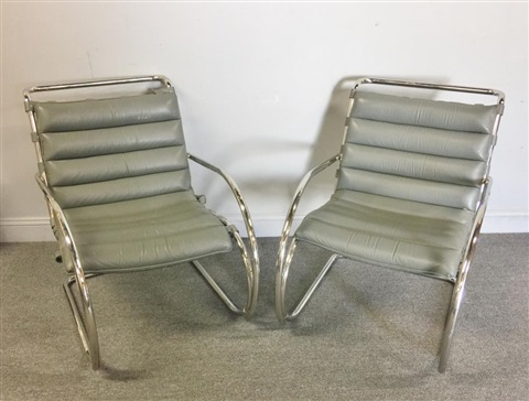 Mies Van Der Rohe Mr Lounge Chair Shop Browse MR Lounge Chair img