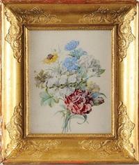 bouquet de fleurs by olympe arson