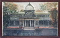 el palacio de cristal by amalia avia