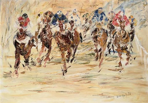 the final furlong by louise mansfield
