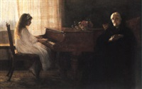 two generations by john henry frederick bacon
