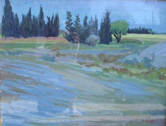 paysage by françois diana