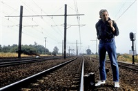 serge gainsbourg, saint-germain-lès-arpajon by claude gassian