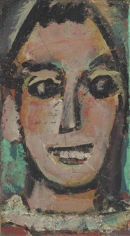 pirouette by georges rouault
